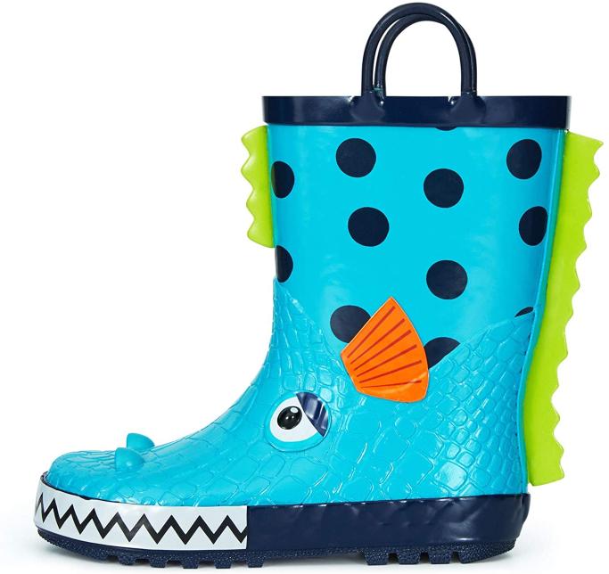 mysoft rain boot