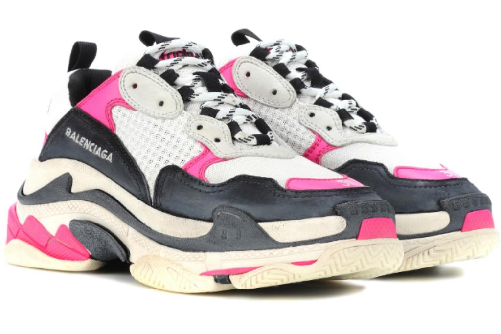balenciaga-triple-s-top-10-shoe-trends-2018