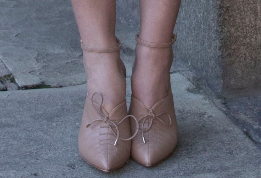 Chloe Gosselin Salix pumps, keira knightley