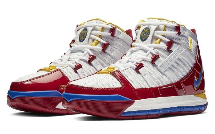 Nike Zoom LeBron 3 Retro 'SuperBron'