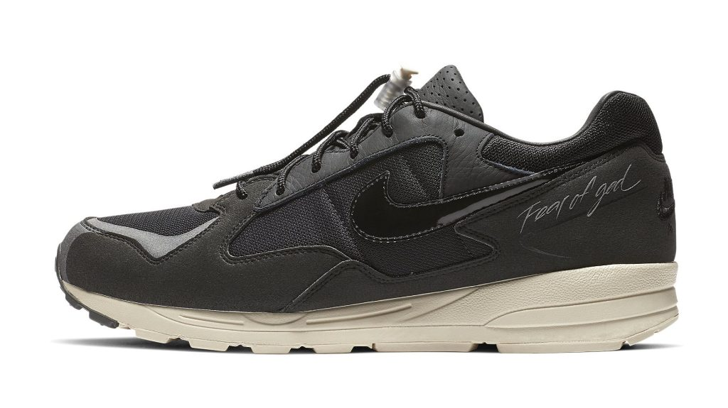 Fear of God x Nike Air Skylon II Black