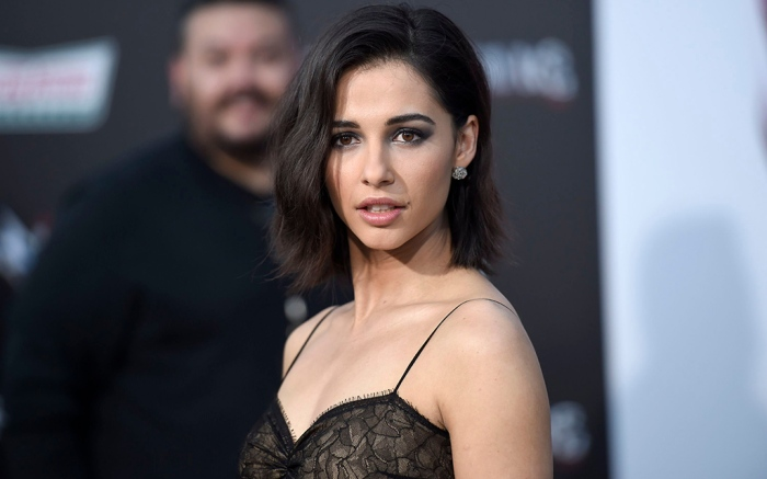 Naomi Scott, 'Power Rangers' film premiere, Arrivals, Los Angeles, USA - 22 Mar 2017