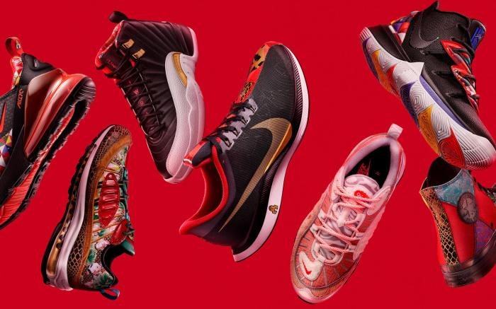 Nike CNY Collection 2019