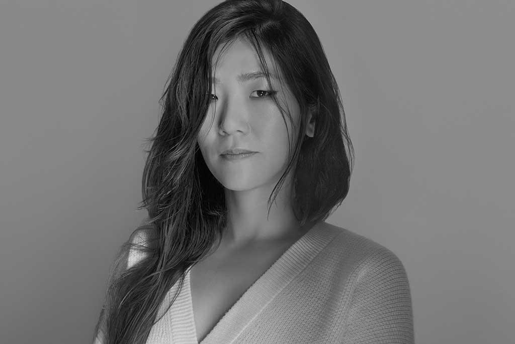 Yuni Ahn, Maison Kitsune creative director.