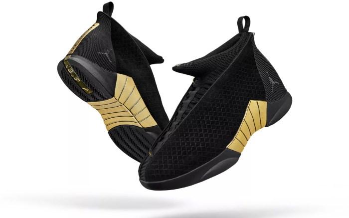 Air Jordan 15 Nike Doernbecher Freestyle Collection 2018.