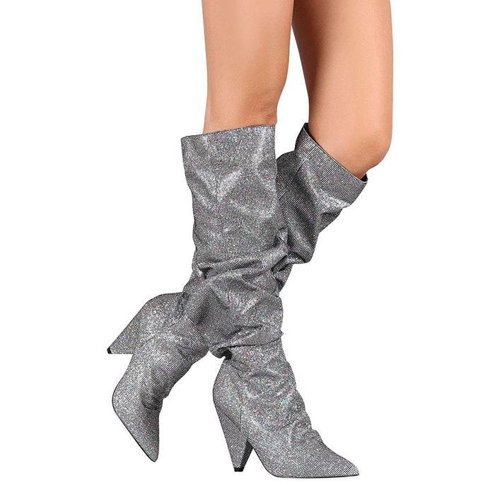 Cape Robbin Womens Pointed Toe High Heel
