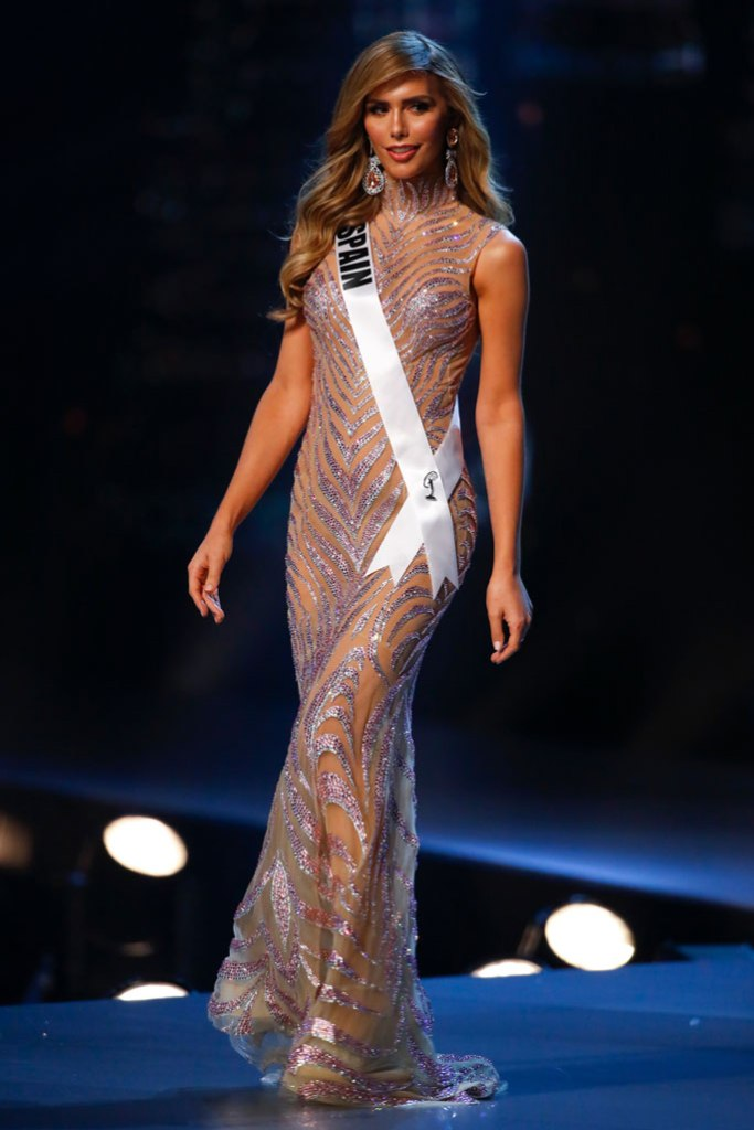 Miss Spain, Miss Universe, angela Ponce