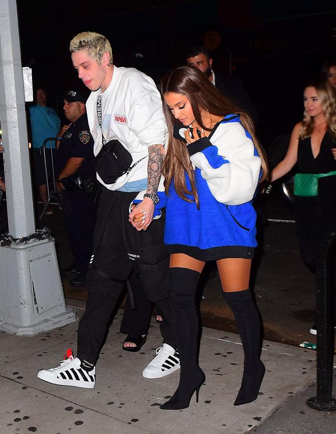 Ariana Grande's Pantless Looks [PHOTOS