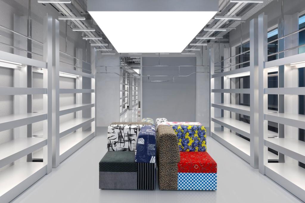 Balenciaga Milan Store