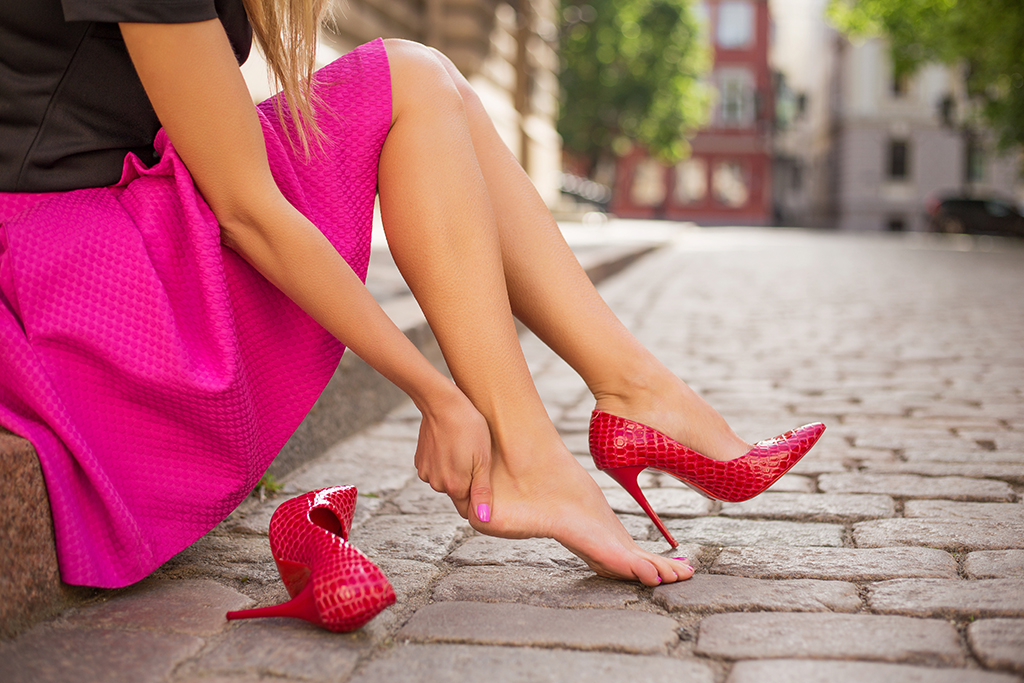How to Choose Heels for Your Foot Type
