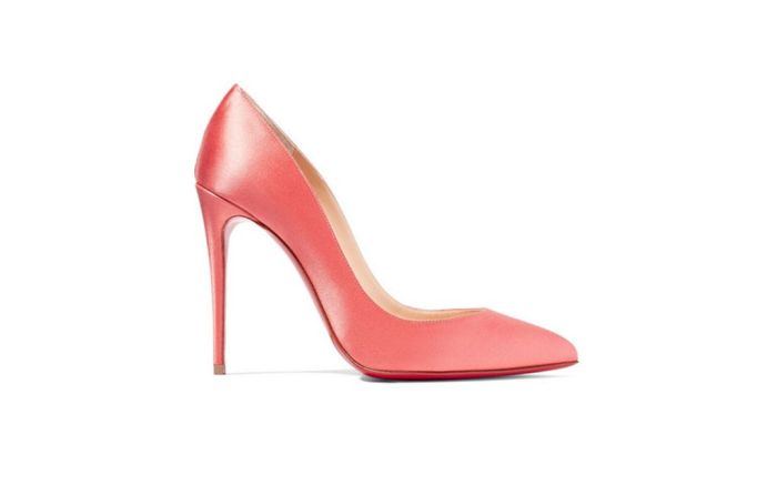 pantone color of the year 2019 living coral christian louboutin