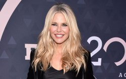 Christie Brinkley, FNAAs, Footwear News Achievement