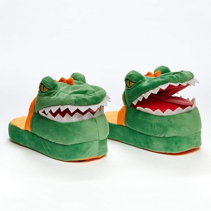 Kids' Stompeez Animated Dinosaur T-Rex Plush Slippers