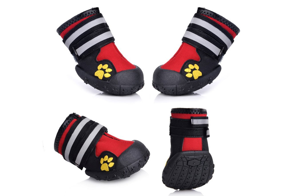 Fantastic Zone waterproof dog shoes
