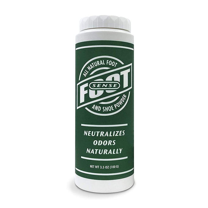 Foot Sense All Natural Smelly Foot & Shoe Powder