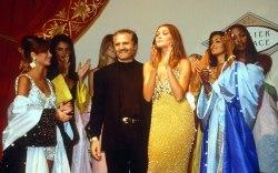 gianni versace, runway, 1991, versace