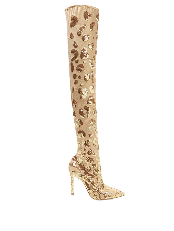 Gianvito Rossi Daze Cuissard over-the-knee boots