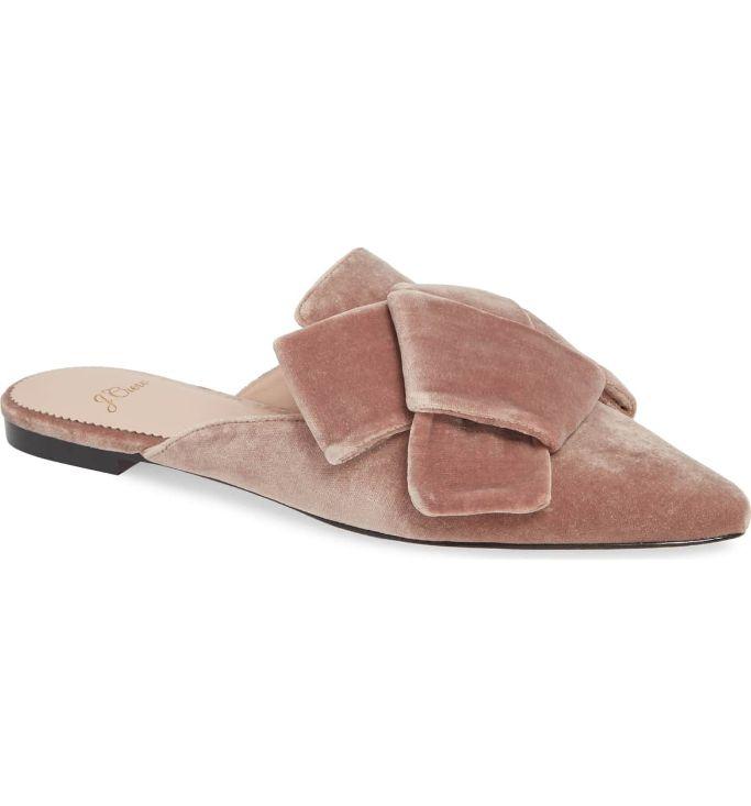 J.CrewPointed Toe Slide Sandal