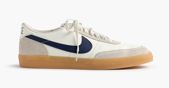 nike killshot 2 shoes, sneakers, jcrew