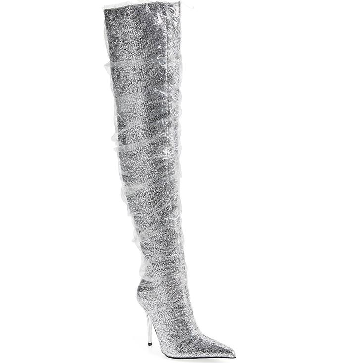 Jeffrey Campbell Gamora Thigh High Boot