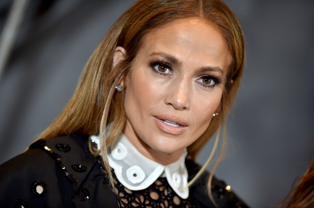 J-Lo Turns Heads at Second Act Photocall in Casadei