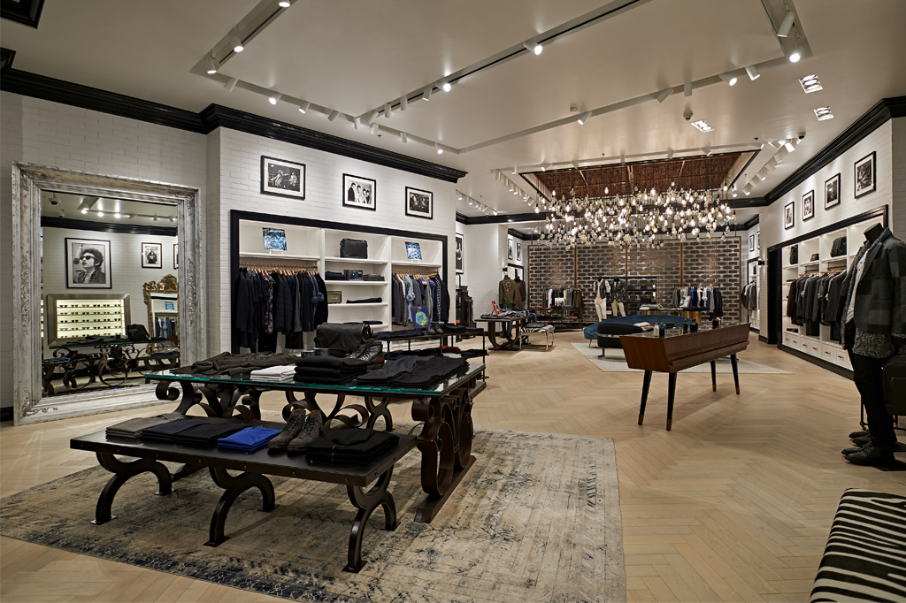 John Varvatos Dubai Mall