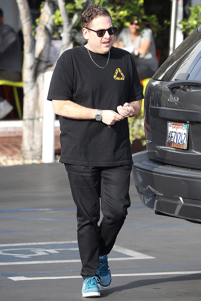 Jonah Hill and Adidas Are Reportedly