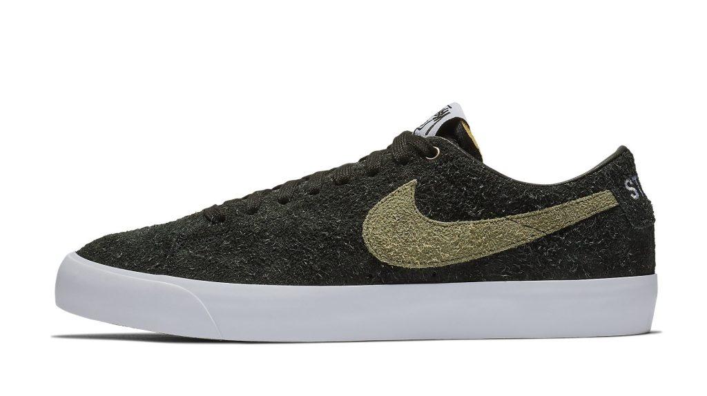 Stüssy x Nike SB Blazer Low