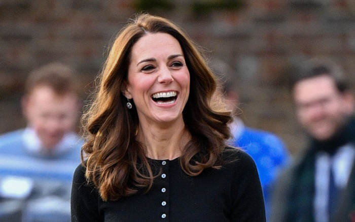 Prince William and Catherine Duchess of Cambridge host lunch for military personnel, London, UK – 04 Dec 2018