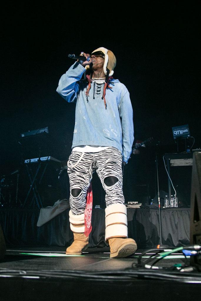 lil wayne, ugg boots, rapper, y/project, detroit