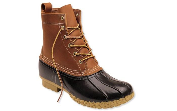 LL Bean 8-inch Bean Boot