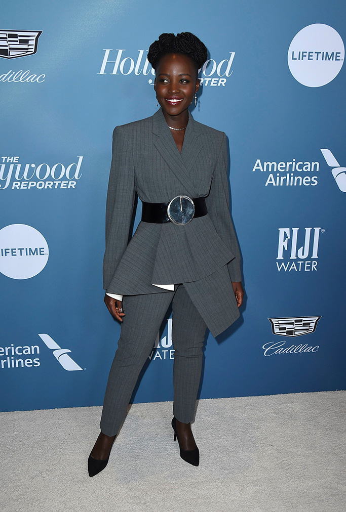Lupita Nyong'oThe Hollywood Reporter's 2018 Women in Entertainment, Los Angeles, USA - 05 Dec 2018