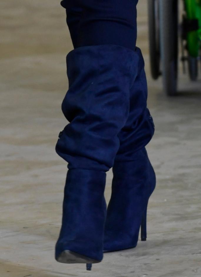 melania trump shoe style