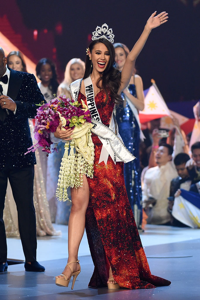 miss universe 2018, catriona gray, miss philippines