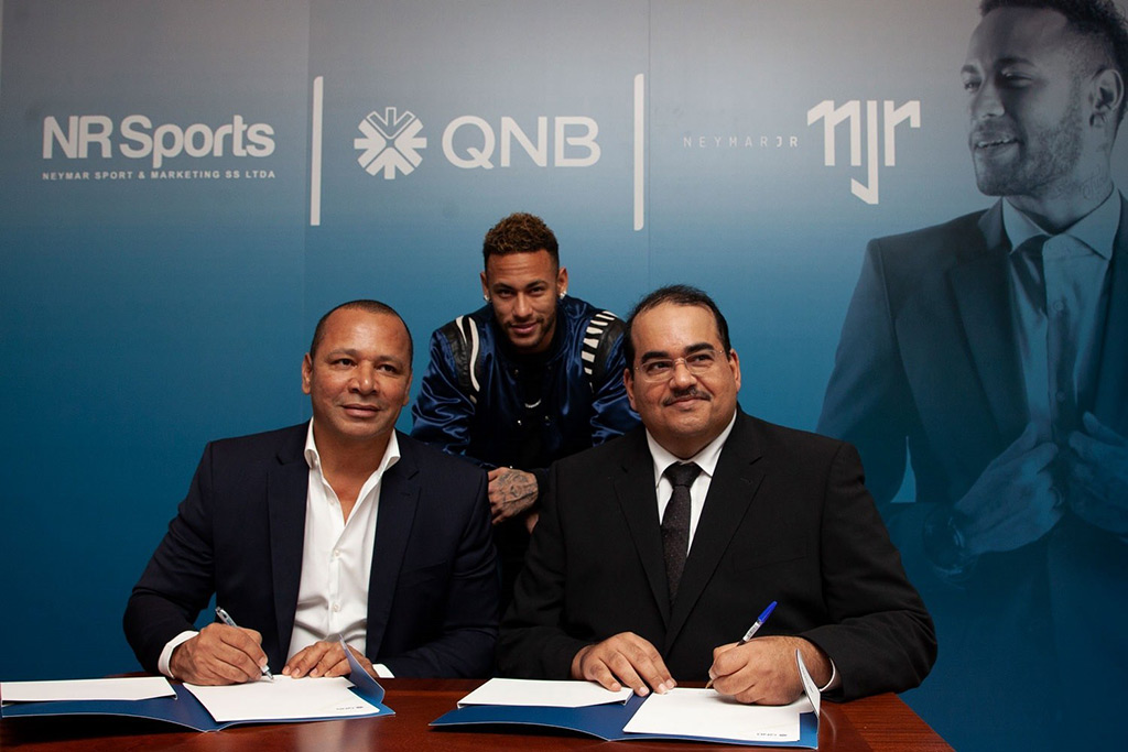 Neymar QNB Group