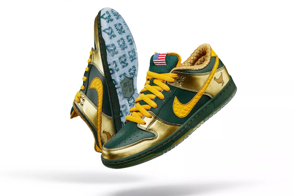 NikeDunk Pro Low Doernbecher Freestyle Collection 2018