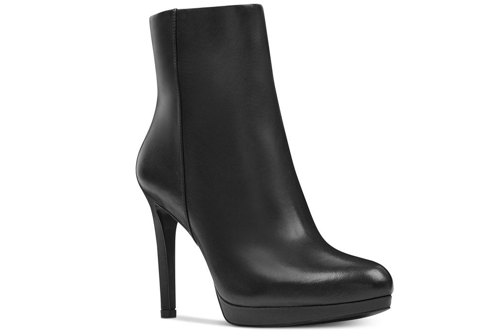 nine west, platform boots