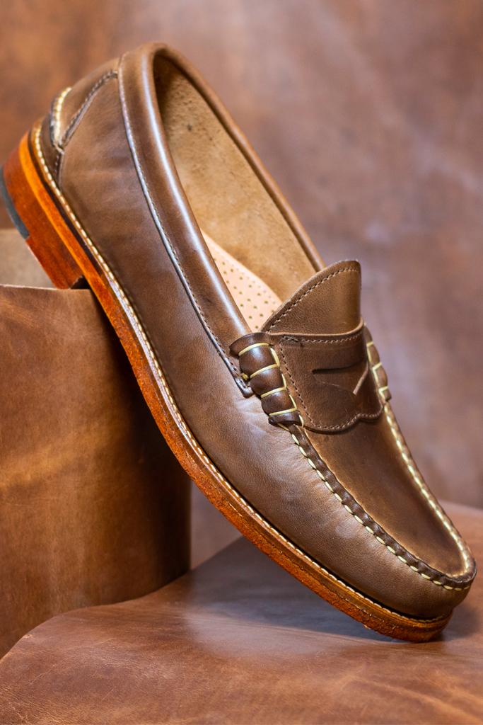 Oak Street Bootmakers George Vlagos