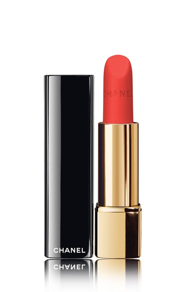 Pantone 2019 color of the year chanel lipstick spring 2019