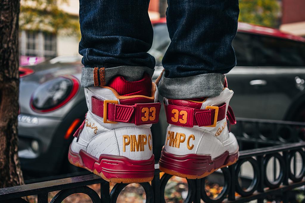 Pimp C x Ewing Athletics 33 Hi