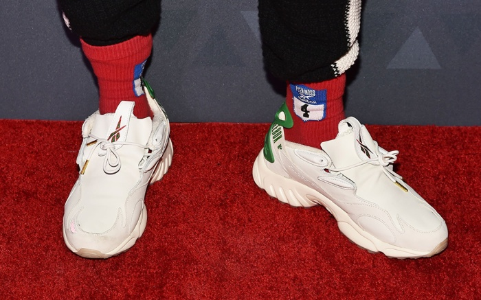 32nd Annual Footwear News Achievement Awards, Arrivals, New York, USA – 04 Dec 2018