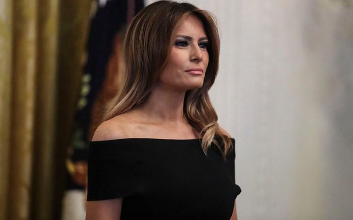 US President Trump host a Hanukkah reception at the White House., Washington, Usa – 06 Dec 2018