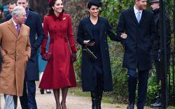 Prince Charles, Prince William, Catherine Duchess