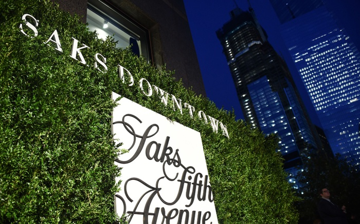 Atmosphere Saks downtown store opening, Spring Summer 2017, New York Fashion Week, USA - 08 Sep 2016