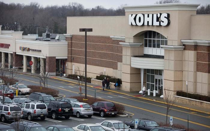 A Kohl's store is seen in Paramus, NJ, . Kohl's said Thursday, Feb. 25, its profit climbed as the department store chain controlled inventory levels and enjoyed solid holiday sales during its fiscal fourth quarterEarns Kohls, Paramus, USA