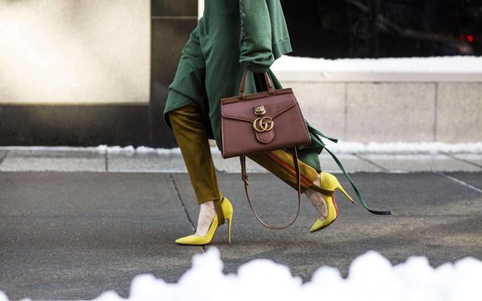NYFW Street Style Street Style, Day 2, Fall Winter 2017, New York Fashion Week, USA - 10 Feb 2017