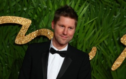 Christopher Bailey British Fashion Awards, London,