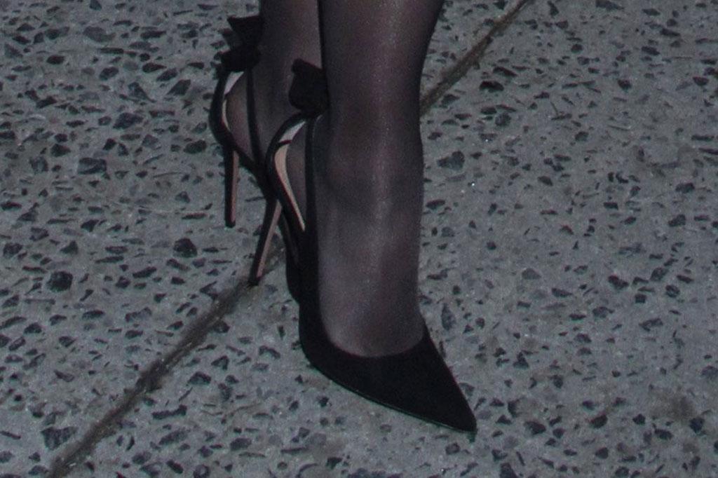 Rita Ora, Aquazzura, high heels
