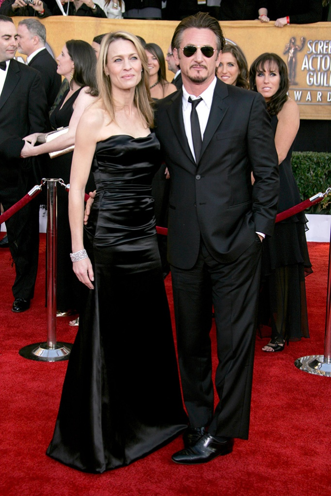 Robin Wright Penn and Sean Penn15th Annual Screen Actors Guild Awards arrivals, Shrine Auditorium, Los Angeles, America - 25 Jan 2009 Kate Winslet and Slumgdog Millionaire have continued their awards winning streak by scooping two of the top awards. At the star-studded event in Los Angeles Winslet was named best supporting actress for her Oscar-nominated role in The Reader. Meanwhile, Danny Boyle's Slumdog Millionaire won the ensemble cast prize - the guild's equivalent of a best picture award. Also on the night, Meryl Streep walked away with the best actress gong for her part in Doubt and Sean Penn was named best actor for Milk - both categories they have also been Oscar nominated for. Late actor Heath Ledger received the best supporting actor award for his portrayal of the Joker in The Dark Knight. In the TV categories, House star Hugh Laurie won the best actor in a drama series award. 30 Rock won the best comedy ensemble prize and two of its stars, Alec Baldwin and Tina Fey, were also recognised. The guild's lifetime achievement award was presented to James Earl Jones - the veteran actor who was the voice of Darth Vader.