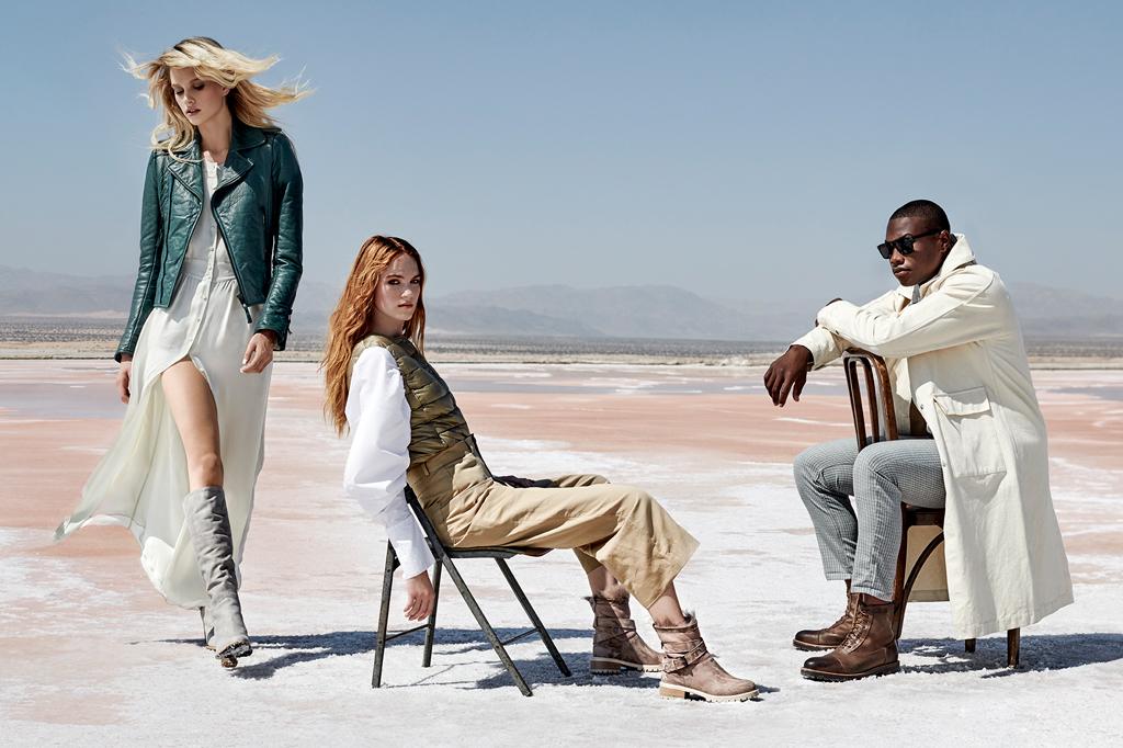 Ross & Snow Creates Fashionable Waterproof Winter Boots ...